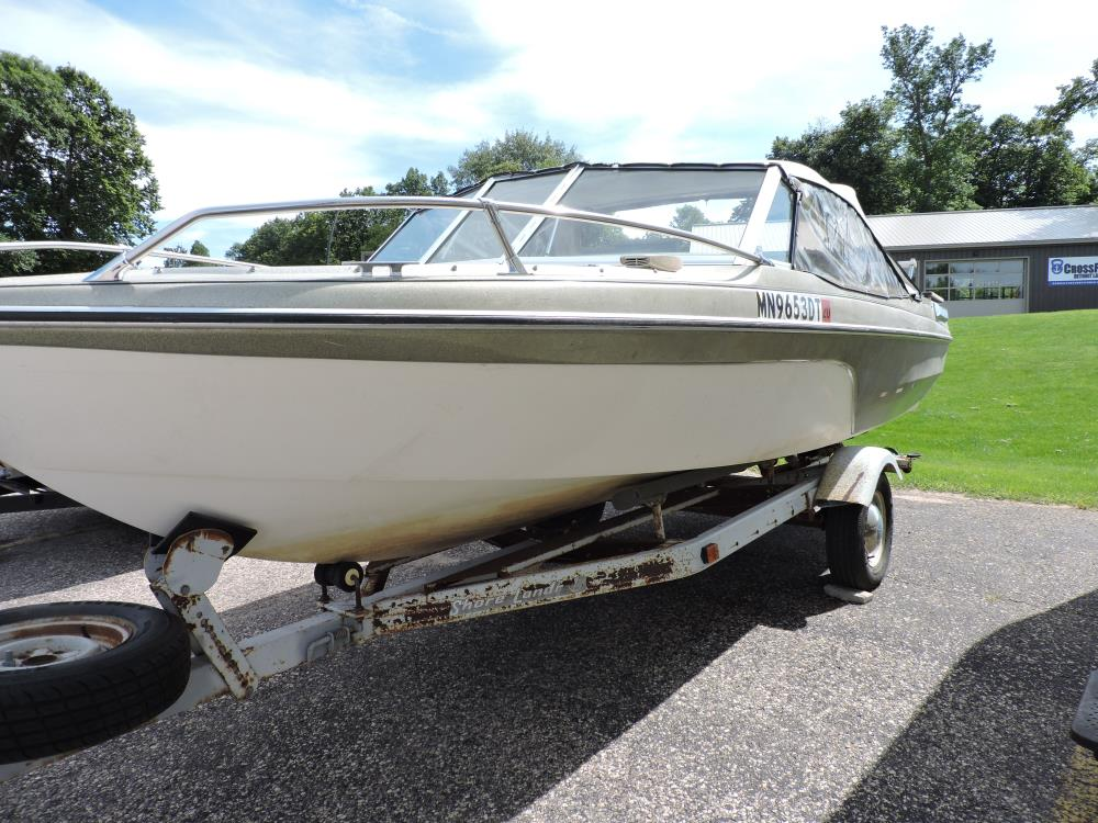 1977 Hammond Speed Boat 17