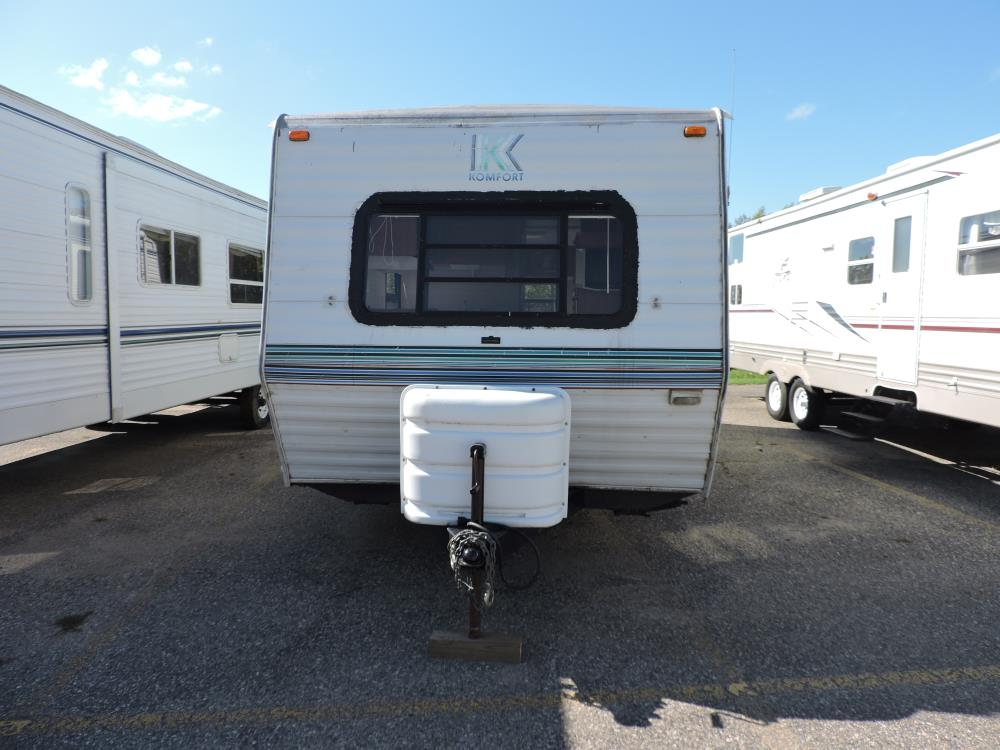 1996 Komfort  24 TQ Travel Trailer