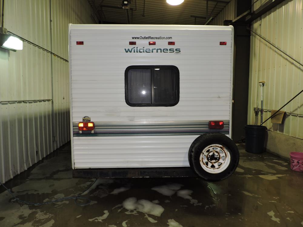 1997 Fleetwood Wilderness 26T