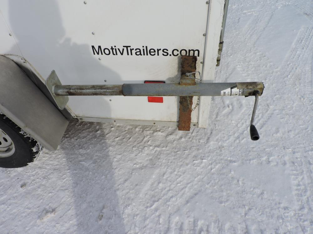 2007  Motiv Trailer Homemade  Fish / Toy Hauler