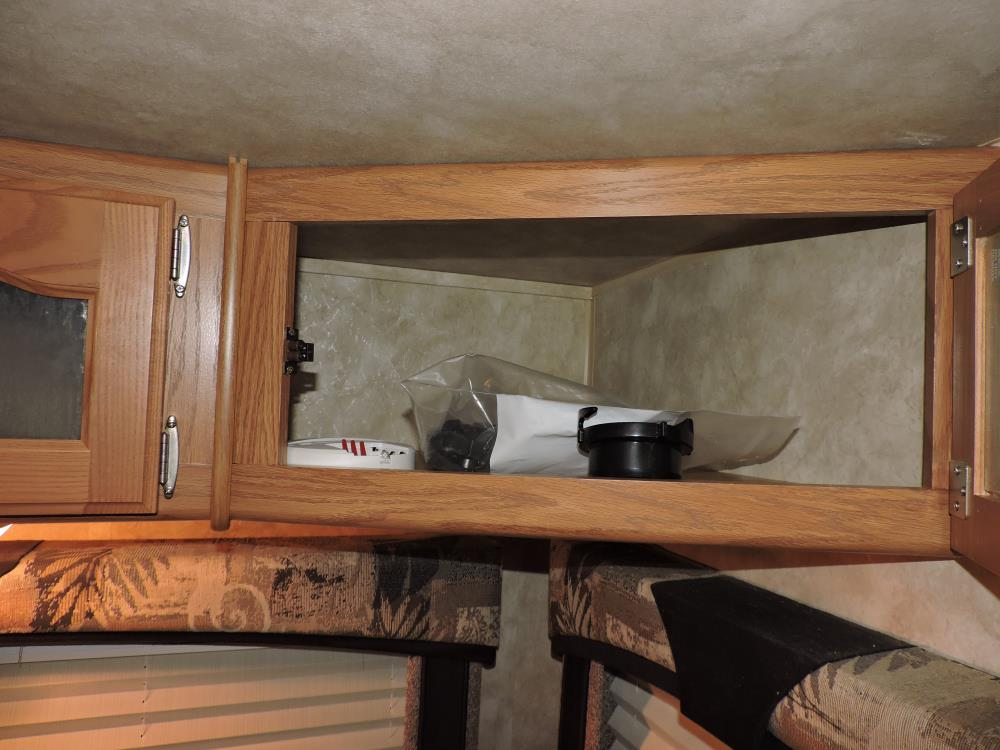 2008 Copper Canyon  Fifth wheel