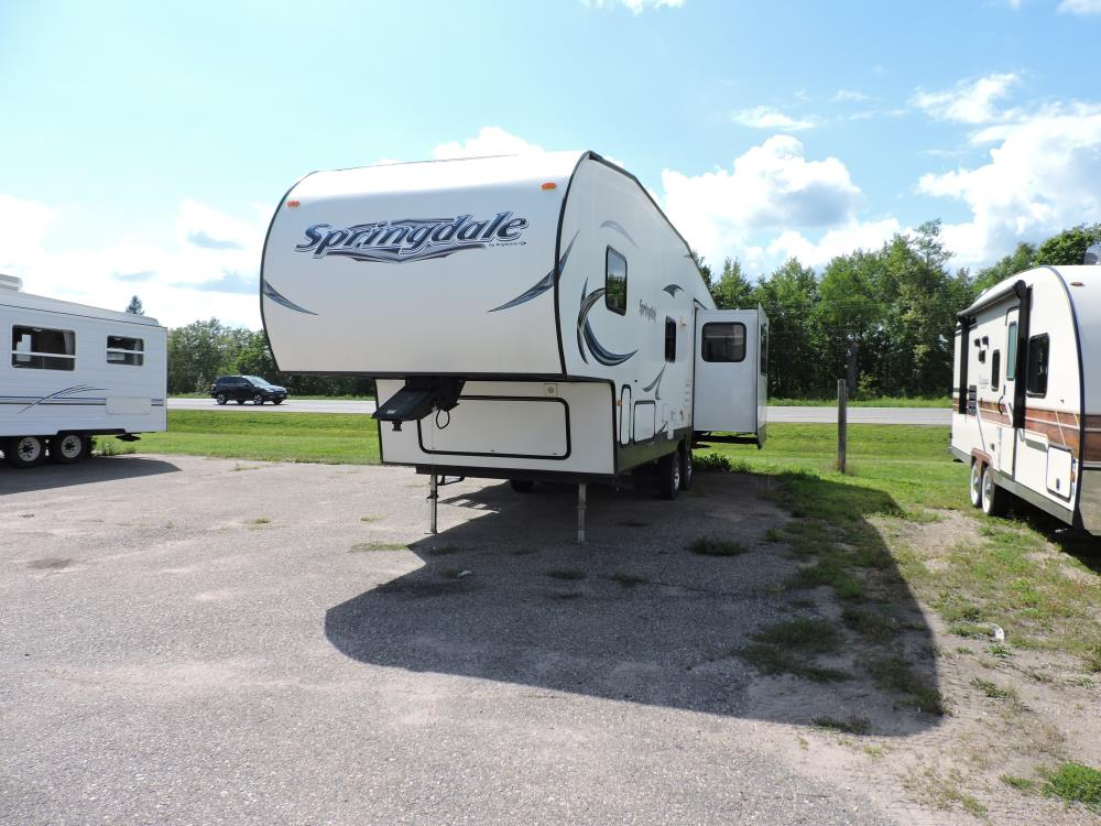 2014 Springdale Fifth Wheel 253RL