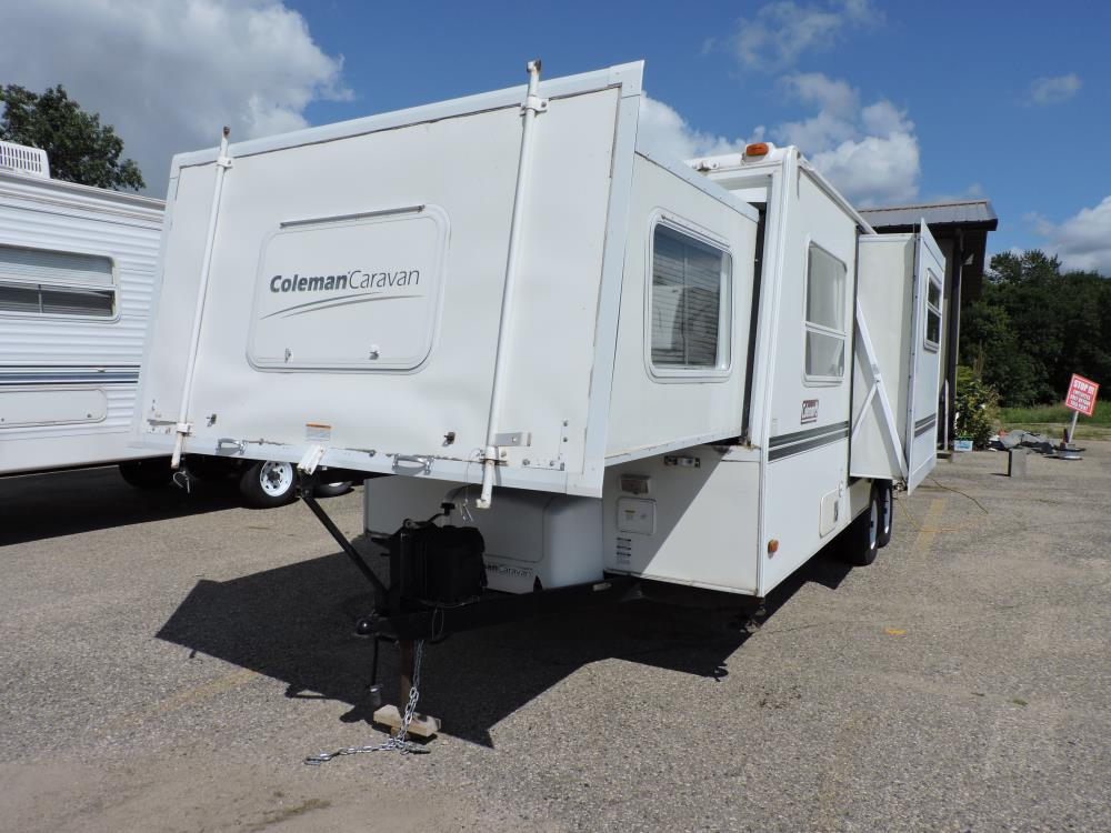 2003 Coleman Caravan  C25SL Travel Trailer