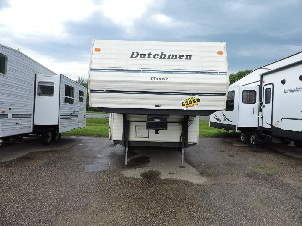 1991 Dutchmen 260 RK Fifth wheel